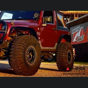 Jeep Wrangler JK Rocker Armor