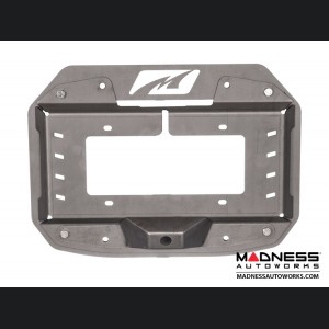 Jeep Wrangler JL Spare Tire Tag Mount w/ Tag Light