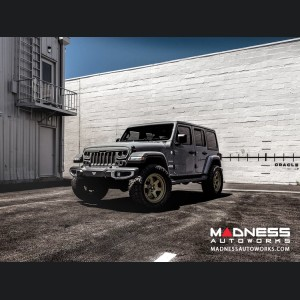 Jeep Gladiator JT Vector Series - Full LED Grille - Mojito