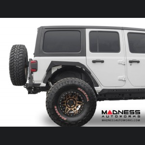 Jeep Wrangler JL Rear Fenders - Rock Fighter