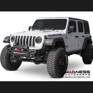 Jeep Wrangler JL Winch Bumper - Front - Rock Fighter