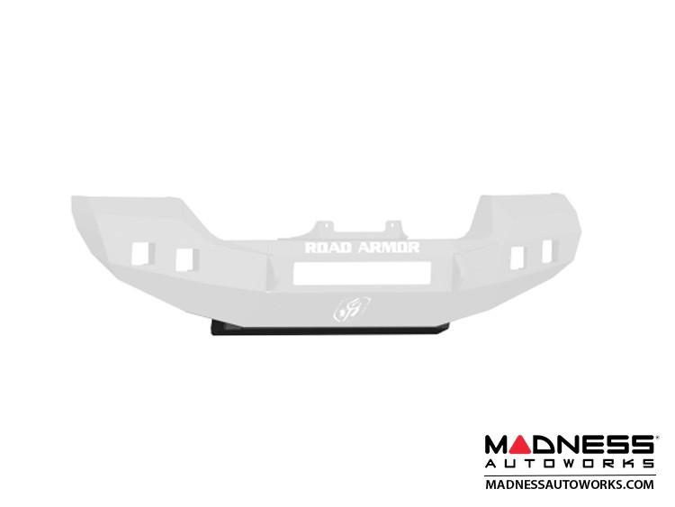 Jeep Wrangler JL Stealth Front Skid Plate - Full Width - Satin Black