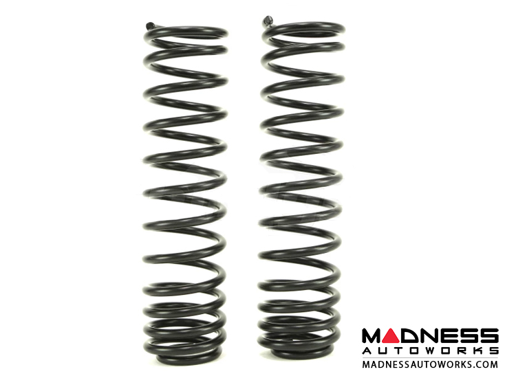 Jeep Wrangler JL Coil Springs - Front - 3.5""