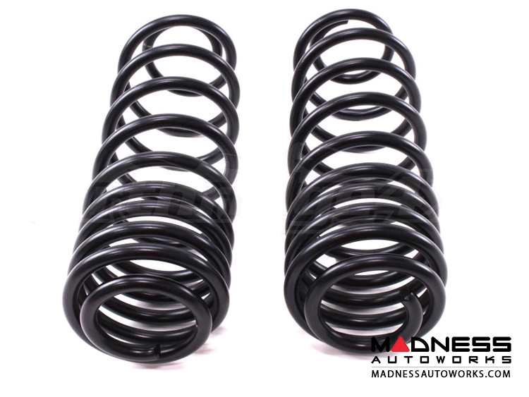 Jeep Wrangler JL Rear Coil Springs - 2.5""