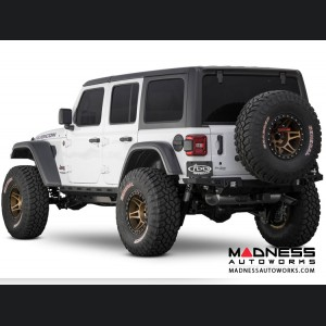 Jeep Wrangler JL Rock Sliders - 4 Door Model