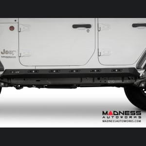 Jeep Wrangler JL Rock Sliders - 4 Door Model