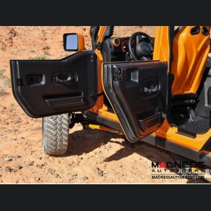 Jeep Wrangler JK Half Doors - Front