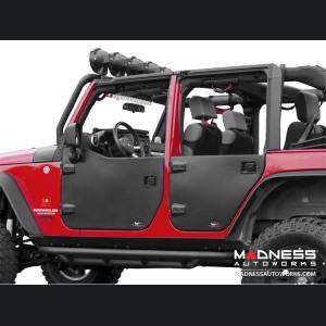 Jeep Wrangler JK Half Doors - Rear