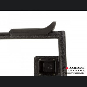 Jeep Wrangler JK Tube Doors w/Arm Rest - Front