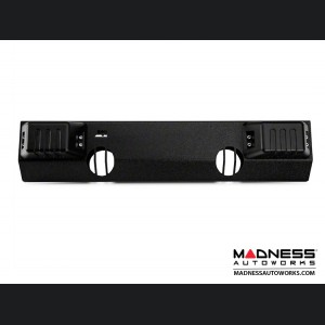 Jeep Wrangler JK XHD Bumper Tow Point Cover Kit