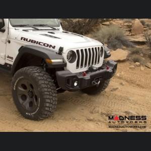Jeep Wrangler JL Spartacus Winch Plate