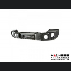Jeep Wrangler JL Spartacus Bumper w/ Winch Plate - Front