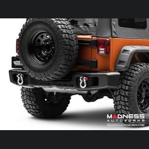 Jeep Wrangler JK Spartacus Bumper Kit - Front & Rear