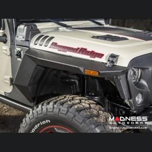 Jeep Wrangler JK XHD Armor Fender Kit w/ Liners - 2 Door