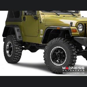 Jeep Wrangler TJ Hurricane Fender Flare Kit