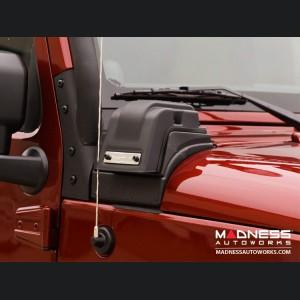 Jeep Wrangler JK XHD Low Mount Snorkel - 3.6L - 2012-2018
