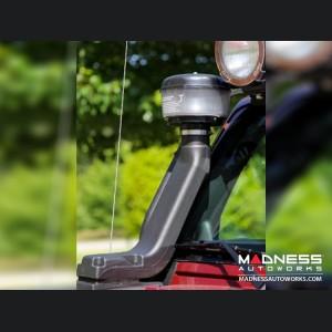 Jeep Wrangler JK XHD Snorkel with Pre-Filter - 3.6L/3.8L