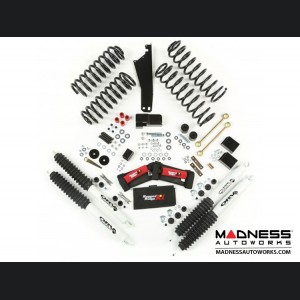 Jeep Wrangler JK Suspension Lift Kit w/Shocks - 2.5""