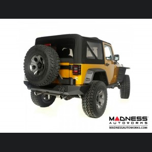Jeep Wrangler JK Suspension Lift Kit w/o Shocks - 2.5""