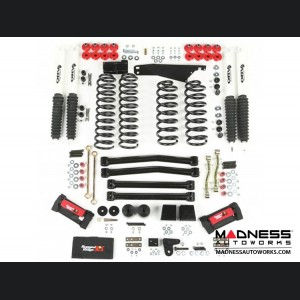 "Jeep Wrangler JK Suspension Lift Kit - 4"" - Shocks"