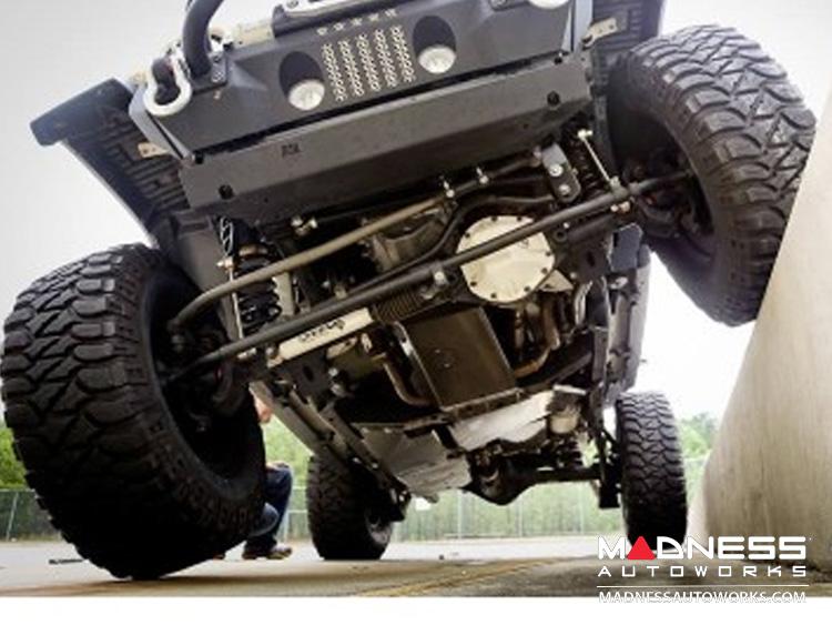 Jeep Steering Stabilizer >> Jeep Jeep Wrangler Jk Steering Stabilizer Madness Autoworks
