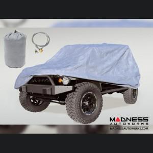 Jeep Wrangler JK/JL Car Cover Kit