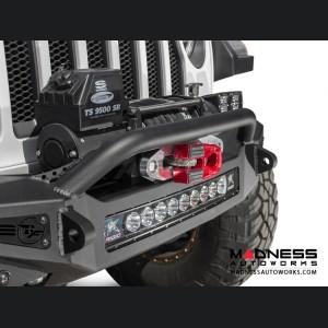 Jeep Wrangler JL Front Bumper - Stealth Fighter