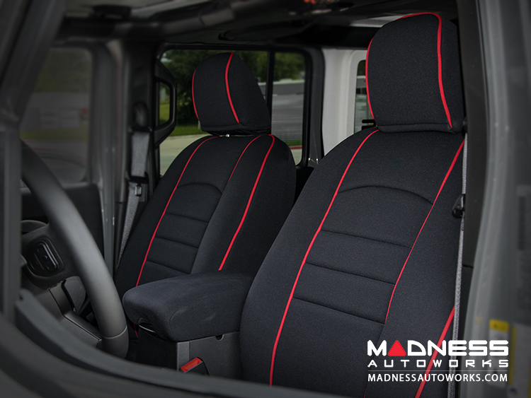 Peachy Jeep Jeep Wrangler Jl Seat Covers Front Rear Seats Gmtry Best Dining Table And Chair Ideas Images Gmtryco
