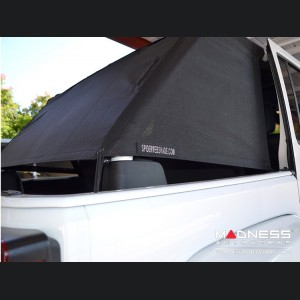 Jeep Wrangler JK Cargo Shade - 4 Door