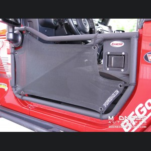 Jeep Wrangler JK Tube Doors - Front - 2 Door