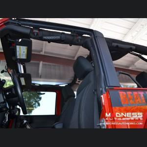 Jeep Wrangler JK Top Trailmesh - 2 Door - Long