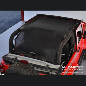 Jeep Wrangler JK Top Trailmesh - 2 Door - Long