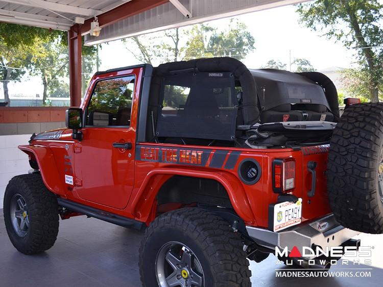 Jeep Wrangler JK ShadeCage - 2 Door