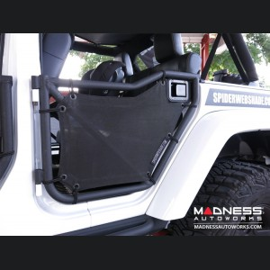 Jeep Wrangler JK Tube Doors - Rear - 4 Door