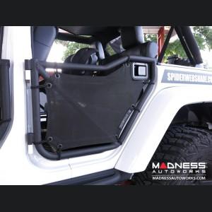 Jeep Wrangler JK Tube Doors - Rear - 4 Door