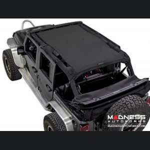 Jeep Wrangler JK SW1 Top Trailmesh - 4 Door