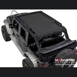 Jeep Wrangler JK SW1 Top Trailmesh - 4 Door