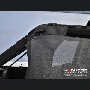Jeep Wrangler JK SW1 Top Trailmesh - Tactical Flag Distressed - 4 Door