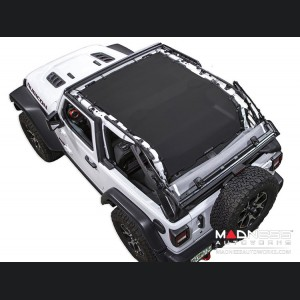 Jeep Wrangler JL Top Trailmesh - 2Door - Long