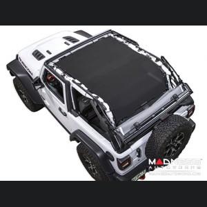 Jeep Wrangler JL Top Trailmesh - 2Door - Long