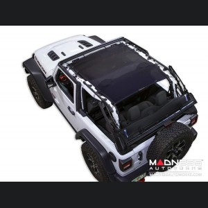 Jeep Wrangler JL Top Trailmesh - 2Door