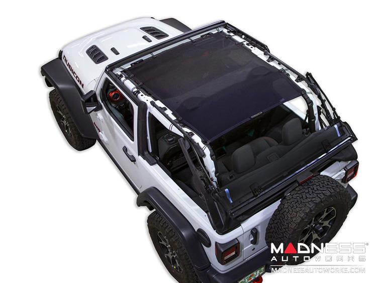 Jeep Wrangler JL Top Trailmesh - 2Door