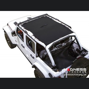 Jeep Wrangler JL Top Trailmesh - 4Door