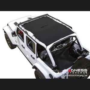 Jeep Wrangler JL - 4Door - SpiderWebShade