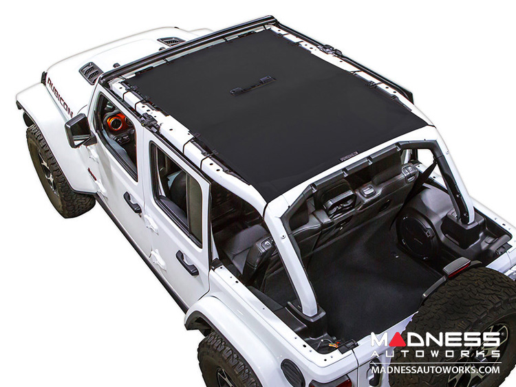 Jeep Wrangler JL - 4Door - SpiderWebShade