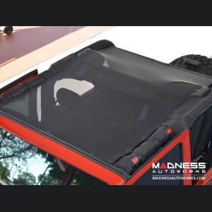 Jeep Wrangler JK SW1 Top Trailmesh - 2 Door