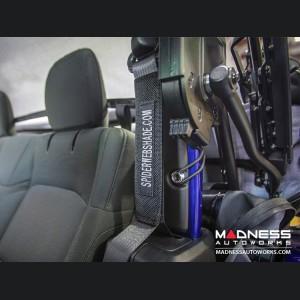 Jeep Wrangler JL Seat Belt Silencer - 2Door