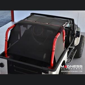 Jeep Wrangler TJ ShadeCage