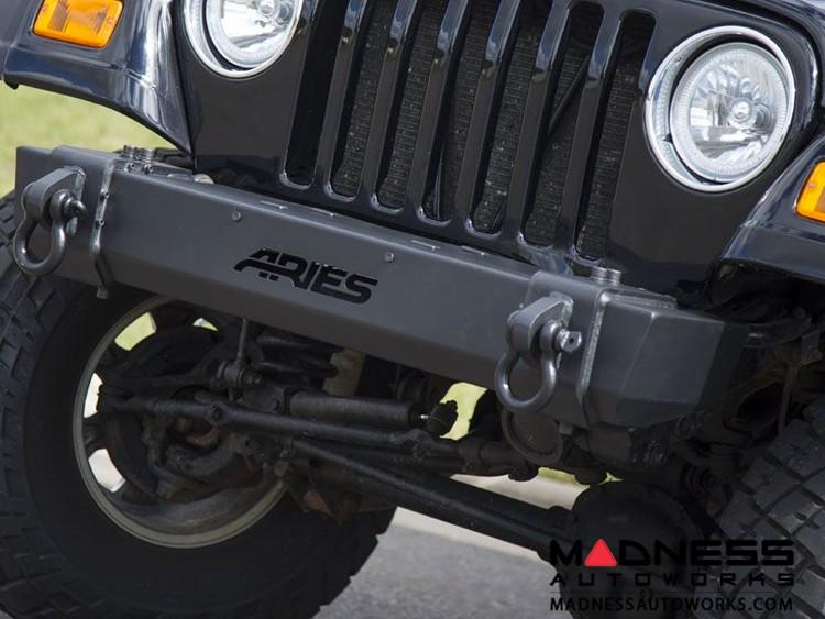 Jeep Wrangler TJ TrailCrusher Front Bumper