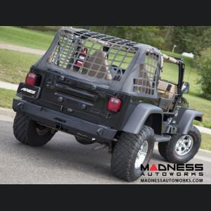 Jeep Wrangler TJ TrailCrusher Rear Bumper